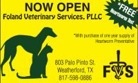 Foland Veterinary Services PLLC
