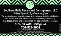 Southern Belle Resale and Consignment, LLC