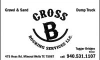 Cross B Rocking Services