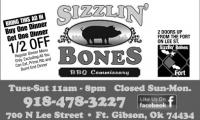 Sizzlin Bones