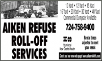 AIKEN REFUSE ROLL-OFF SERVICES