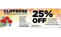 Cliffrose Garden Center & Gifts
