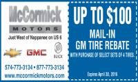 McCormick Motors