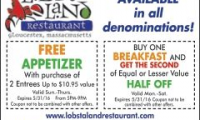 Lobsta Land Restaurant