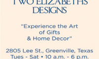 Two Elizabeth Designs