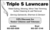 Triple S Lawncare
