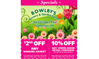 Bowlby Nursery & Garden Center