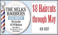 Nelks Barbers
