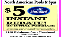 North American Pools & Spas