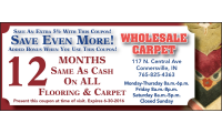 Wholesale Carpet