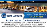 Best Western Inn & Convention Center Branson