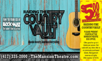 Country Vault Tours, Inc.
