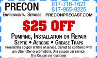 Precon Pumping LLC