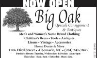 Big Oak Consignment & Antiques