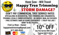 Happy Tree Trimming