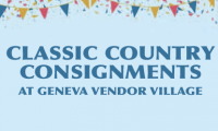 Classic Country Consignments at Geneva Vendor