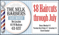 Nelks Barbers