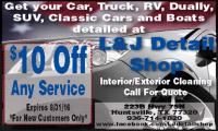 L & J Detail Shop