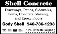 Shell Concrete