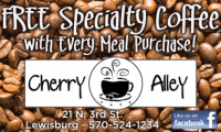 Cherry Alley Cafe