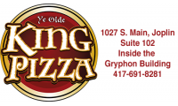 Ye Olde King Pizza