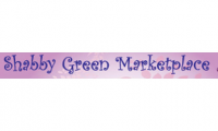 Shabby Green Marketplace