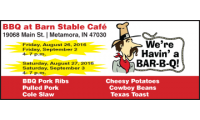 Barn Stable Cafe