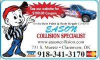Eason Collision