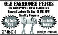 Quality Carpets & Rugs