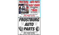 Frostburg Auto Parts