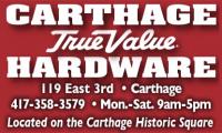 Carthage True Value