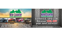 New Country Auto Center Cortez