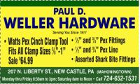 Weller Hardware