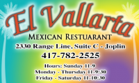 El Vallarta of Joplin