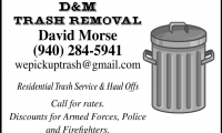 D&M Trash Removal