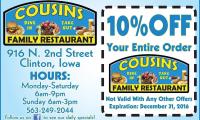 Cousin Family Restaurant