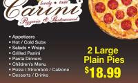 Carini Pizzeria & Restaurant
