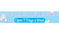 Super Clean Coin Laundry