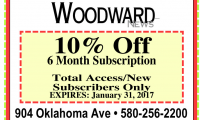Woodward News - Circulation