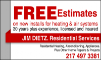 Jim Dietz Residential Services
