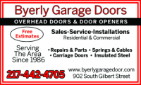 Byerly Garage Doors