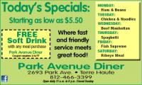 Park Avenue Diner