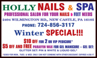 HOLLY NAILS & SPA