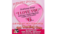 the Working Cow