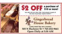 Gingerbread House Bakery