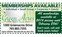 Green Acres Golf Club