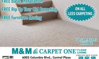 M&M Carpet One Floor & Home