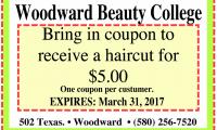 Woodward Beauty College