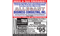 Allegany Business Consulting