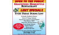 Graystone Homestyle Restaurant